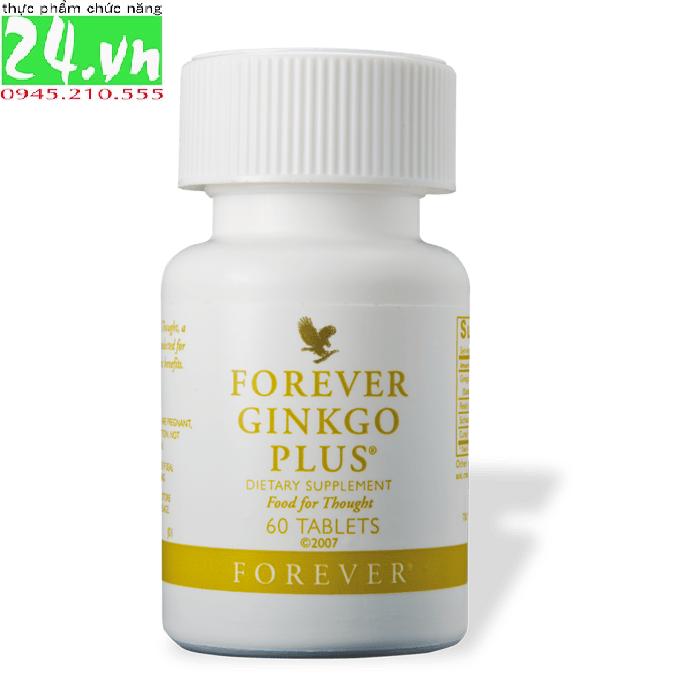 Forever Ginkgo Plus 073 Flp hỗ trợ Tuần Hoàn Máu