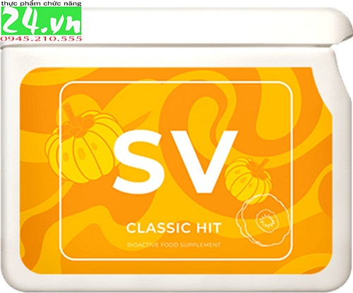 SV Classic Hit - Sveltform Vision mẫu mới