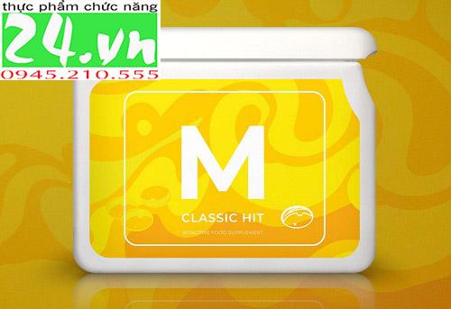 M Classic Hit - Mega Vision mẫu mới