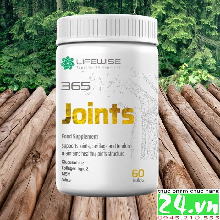 LifeWise 365 Joints hỗ trợ xương khớp