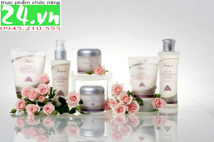 Sonya Skin Care Collection 282 Flp | Bộ Chăm Sóc Da Sonya Aloe Vera