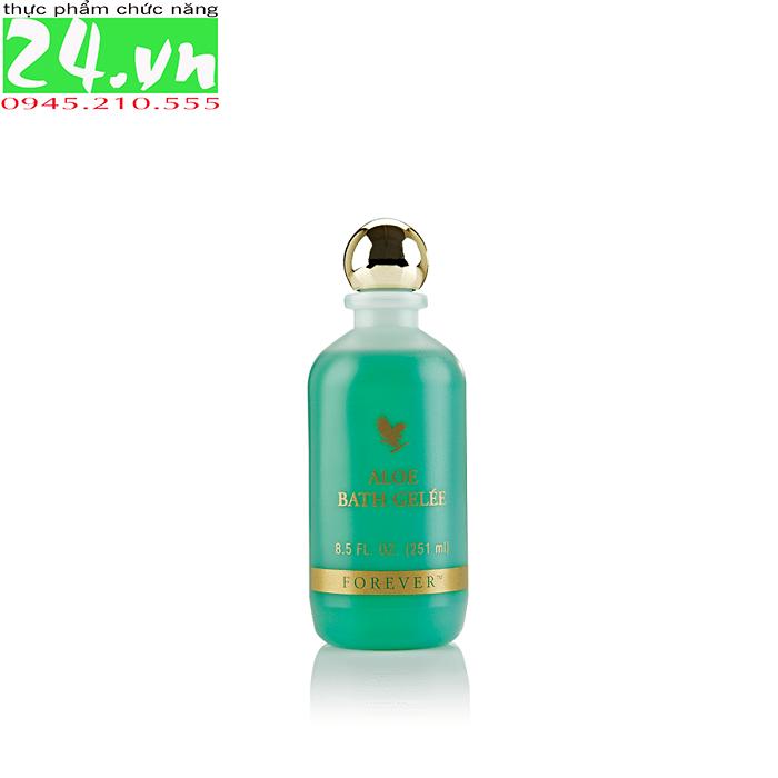 Aloe Bath Gelée Gel 014 Flp| Gel Sữa Tắm Lô Hội Aloe Vera
