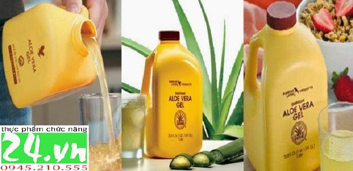 Aloe Vera Gel 015 Flp |Giải Độc, Tẩy Sổ Độc Tố Cơ Thể