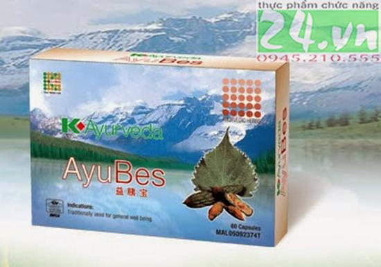 AyUBes - Klink thảo mộc trị tiểu đường hiệu quả chính hãng giá rẻ