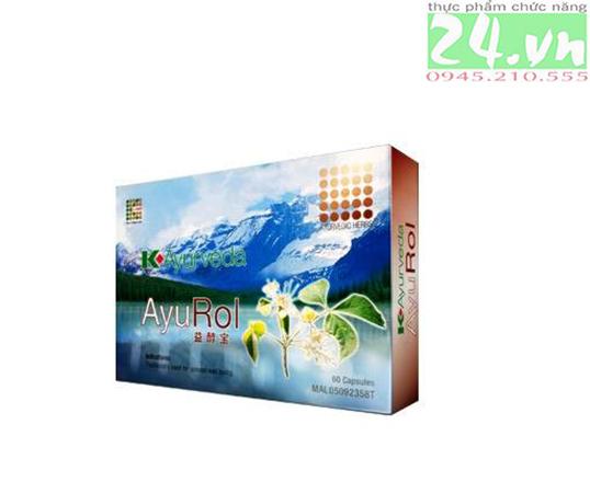AyuVita - hỗ trợ tăng cường sinh lý phụ nữ chính hãng giá rẻ