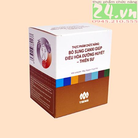Thực phẩm chức năng Canxi giúp điều hòa đường huyết - THIÊN SƯ