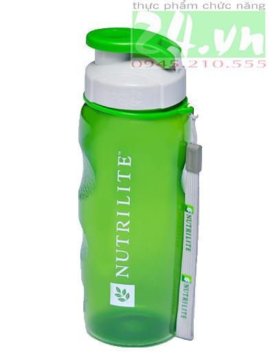 Bình pha chế Nutrilite Protein Powder amway, Bình lắc protein amway giá rẻ