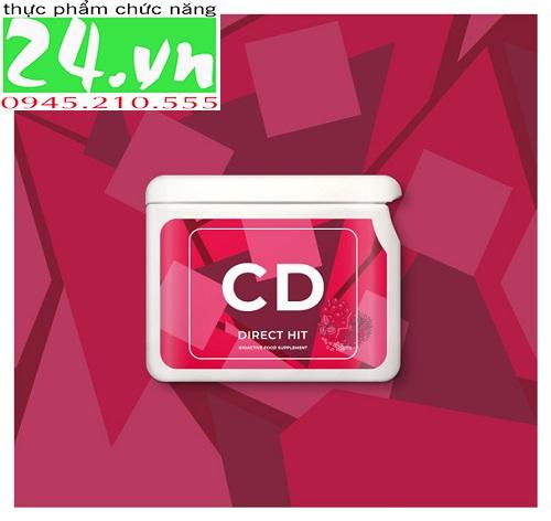 CD (Cardio Drive Vision) Direct Hit | Hỗ trợ trái tim khỏe mạnh