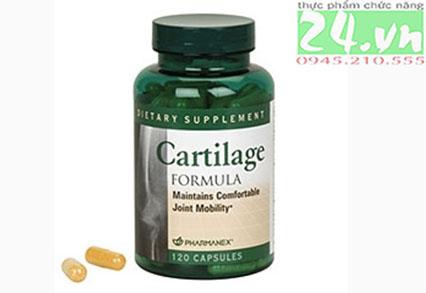 Cartilage Formula bổ trợ sụn chính hãng giá rẻ