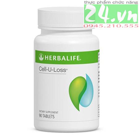 Cell U Loss Herbalife Giải Pháp Cho Làn Da Khỏe Mạnh