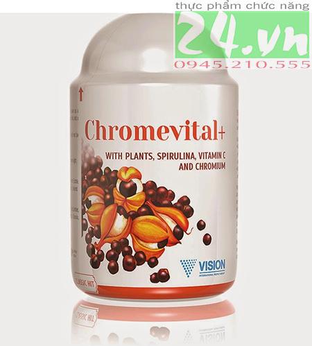 Thực phẩm chức năng  Chromevital của VISION chính hãng giá rẻ
