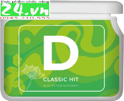 D Classic Hit - Detox Vision mẫu mới