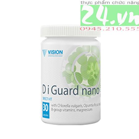 Thực phẩm chức năng  DI GUARD NANO của VISION chính hãng giá rẻ