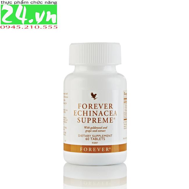 Forever Echinacea Supreme 214 Flp Tăng Cường Sức Đề Kháng & Miễn Dịch