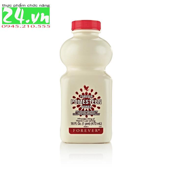 Nước uống dinh dưỡng Forever Pomesteen Power mã số 262 FLP