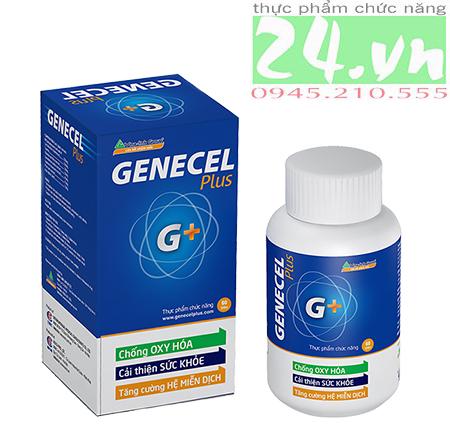 Thực phẩm chức năng  GENECEL Plus của  VINALINK chính hãng giá rẻ