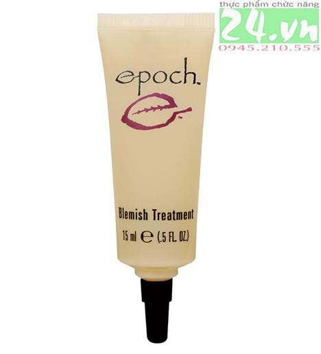 Kem trị mụn Epoch Blemish Treatment của Nuskin- Trị mụn hiệu quả,phù hợp nhiều loại da