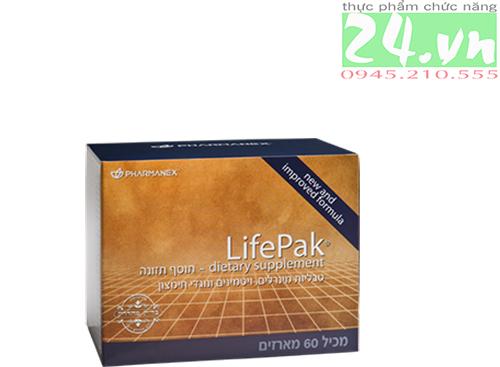 LifePak Kosher chính hãng giá rẻ