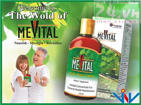 Mevital Nước uống dinh dưỡng từ thiên nhiên
