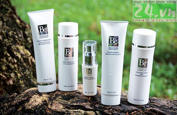 Bộ mỹ phẩm Be Premium Unicity dành cho da khô và da thường chính hãng giá rẻ