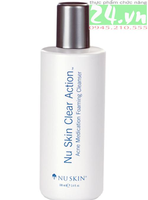 Sữa rửa mặt Nuskin Acne Medication Foaming Cleanser chính hãng giá rẻ