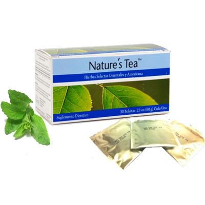 Trà nature`s tea thải độc đường ruột chính hãng