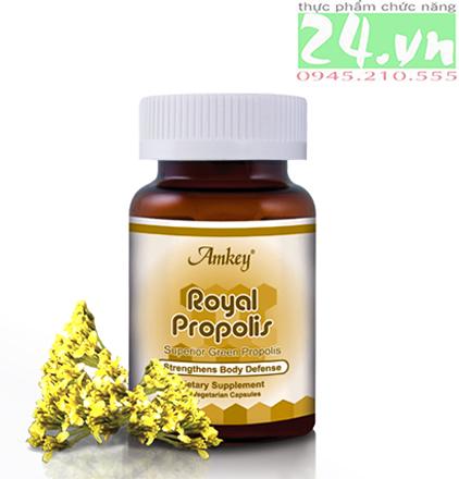 Keo Ong Royal Propolis Amkey tăng sức đề kháng cơ thể