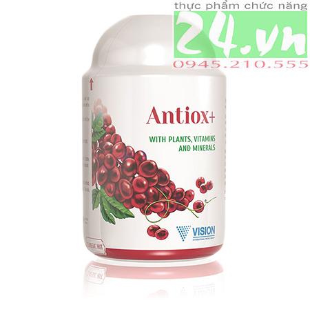 Thực phẩm chức năng Antiox+ của VISION chính hãng giá rẻ
