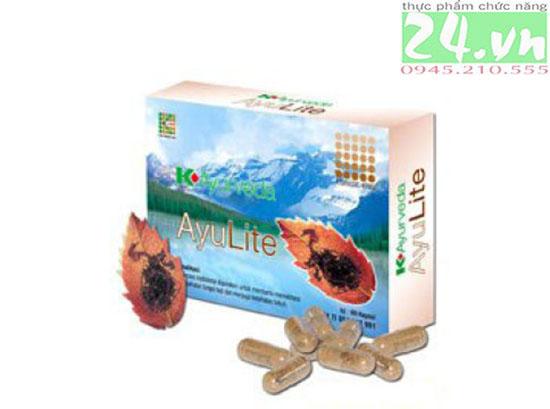 AyuLite - hỗ trợ giải độc gan chính hãng giá rẻ