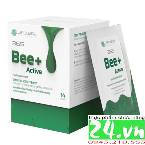 Bee+ Active | Tăng trương lực cơ thể, bổ sung năng lượng