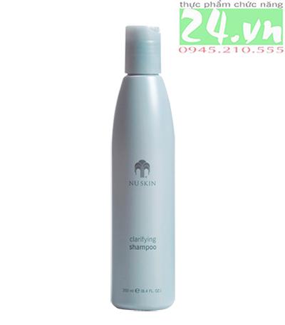 Dầu gội trị gầu  mềm mượt tự nhiên NUSKIN Clariflying Shampoo giá rẻ