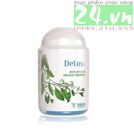 Thực phẩm chức năng Detox của VISION chính hãng giá rẻ