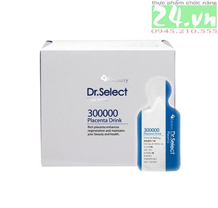 DR.SELECT PLANCENTA - Sản phẩm trắng sáng , trẻ hóa da của Nhật bản
