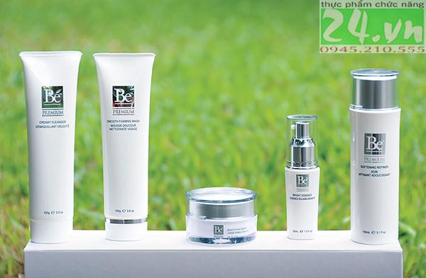 Bộ mỹ phẩm Be Premium Unicity dành cho da nhờn và da hỗn hợp chính hãng giá rẻ