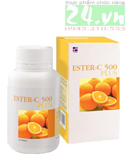 Ester-C 500 Plus Elken  giá rẻ vitamin c elken  giá rẻ tăng cường hệ miễn dịch
