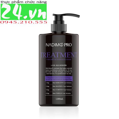 Dầu xả tóc NADIMO Pro / NADIMO Pro Treatment
