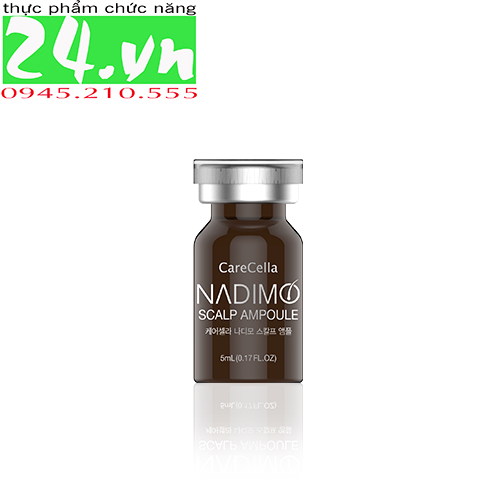Tinh chất dưỡng dành cho da đầu CareCella NADIMO / CareCella NADIMO Scalp Ampoule