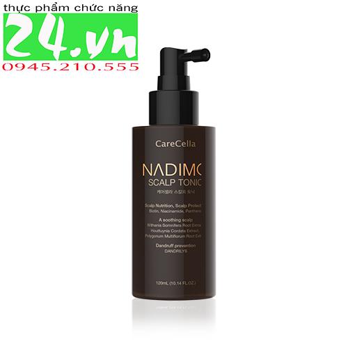 Xịt dưỡng da đầu CareCella NADIMO Scalp Tonic
