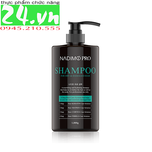 Dầu gội đầu NADIMO Pro / NADIMO Pro Shampoo