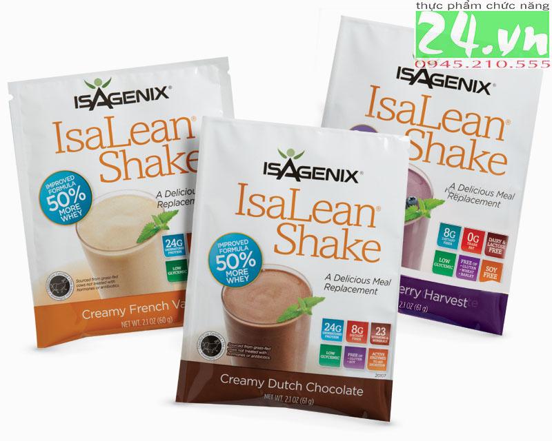 IsaLean Shake của ISAGENIX giá rẻ chính hãng