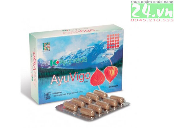 AyuVigo - Giúp tăng cường sinh lực nam giới chính hãng giá rẻ
