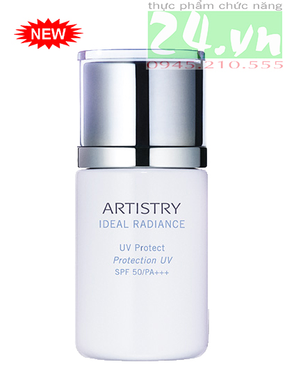 Sữa chống nắng SPF 50 PA++++ ARTISTRY Ideal Radiance (30ml) , kem chống nắng Ideal amway giá rẻ
