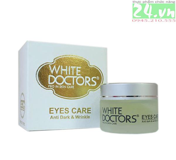 White Doctors Eyes Care - Kem Chống thâm và xóa nếp nhăn vùng mắt chính hãng giá rẻ