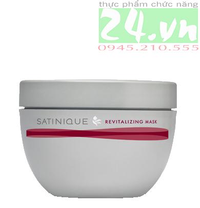 Kem ủ chăm sóc tóc hư tổn Satinique amway(240 g), kem ủ tóc amway giá rẻ