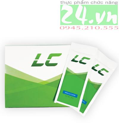 Sản phẩm dinh dưỡng LC unicity Hương Vani