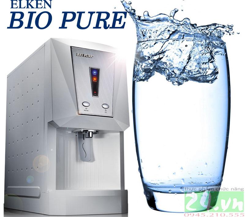 Máy lọc nước elken BIO PURE K100 giá rẻ