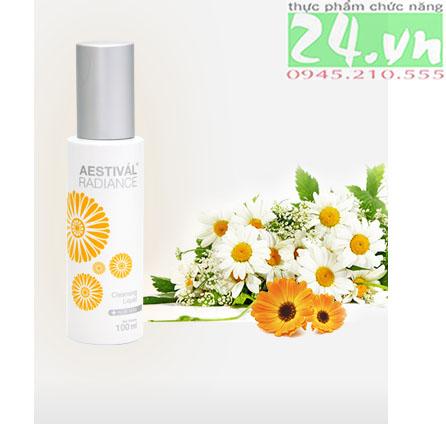 Sữa rửa mặt Unicity - Aestival Radiance Cleansing Liquid chính hãng giá rẻ