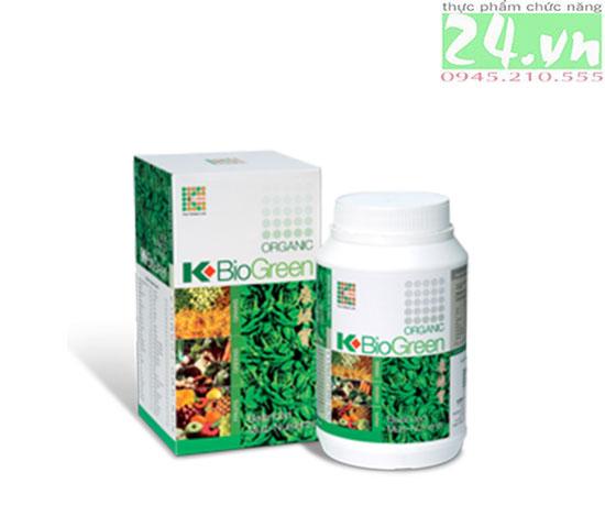 Organic K-BioGreen chính hãng giá rẻ