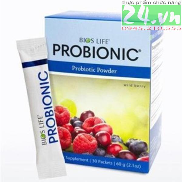 Probionic Unicity Bổ sung Lợi Khuẩn Đường Ruột