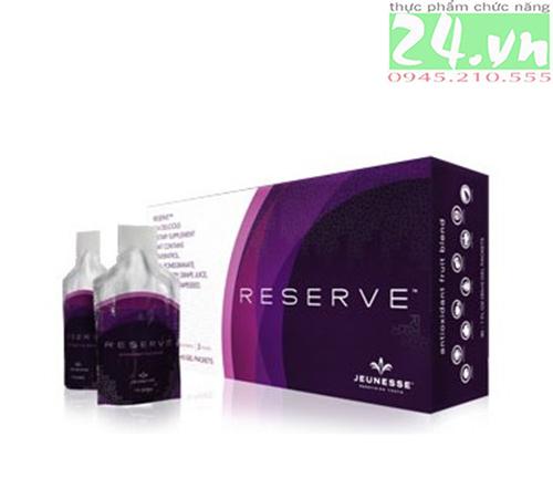 RESERVE jeunesse global- Hỗn hợp trái cây công nghệ gel chính hãng